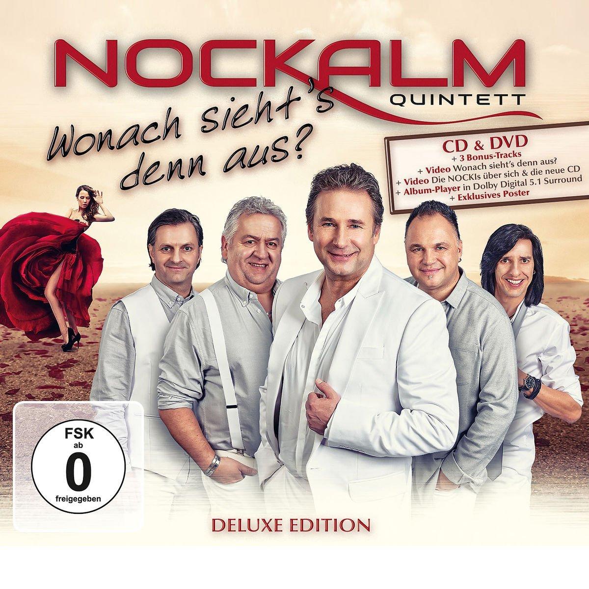 nockalm quintett eine stadt eine nacht eine liebe. Black Bedroom Furniture Sets. Home Design Ideas