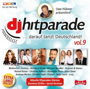 DJ Hitparade – Volume 9